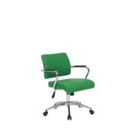 Nav Decoration Alkor Yönetici Çalışma ve Toplantı Koltuğu - Yeşil