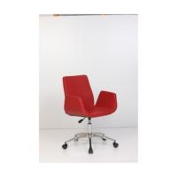 Nav Decoration Spectrum Yönetici Çalışma ve Toplantı Koltuğu - Kırmızı