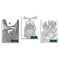 Faber Castell Okul Defter Style Spr Pp Kpk A4 100Yp Çizgil
