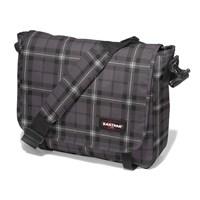 Eastpak Ek17306F Senior Postacı (Checked Black) Omuz Çantaları