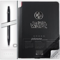 Cross At0625Sd-17/1 Click Star Wars Darth Vader Jel Tükenmez Kalem + Defter Hediyelik Set