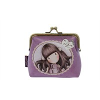 Santoro Gorjuss Clasp Purse - All These Words Santoro244gj09
