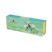 Santoro Korı Kumı Karton Kalemkutu-Summertıme Santoro472kk01