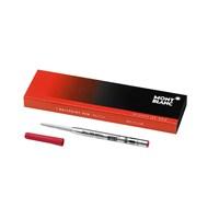 Montblanc Tükenmez Kalem Yedeği Medium Nightfire Red 105152