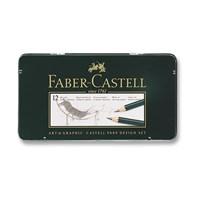 Faber Castell 9000 (5B-5H) Design Kurşun Kalem Seti 119064