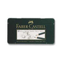 Faber Castell 9000 (8B-2H) Art Kurşun Kalem Seti 119065