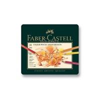 Faber Castell Polychromos Kuru Boya Kalemi 24 Renk 110024