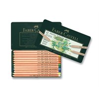 Faber Castell Pitt Pastel Boya Kalemi 12 Renk 112112