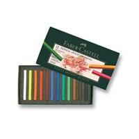 Faber Castell Polychromos Pastel Boya Kalemi 12 Renk Karton Kutu 812512