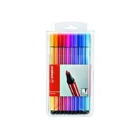 Stabilo Pen 68 20 Renk Askılı Paket 6820/Pl