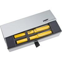 Lamy Safari Dolma&Roller Kalem Setı Sarı 18-M/318