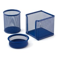 Mas 505 Perfore Üçlü Set (Mavi)