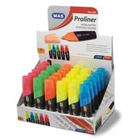 Mas 6200 Prolıner Fosforlu Kalem Standı (36 Lık).