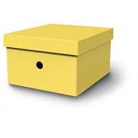 Mas 8224 Raınbow Karton Kutu Küçük Boy.Sarı