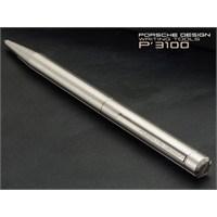 Porsche Design P3125 Slim Line Silver Tükenmez Kalem