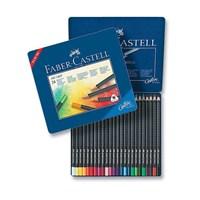 Faber-Castell Art Grip 24 Renk Kuru Boya 114324
