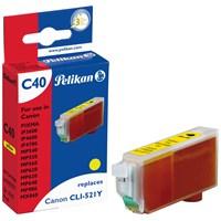 Pelikan Canon Clı-521Y Yellow Kartuş