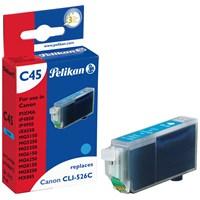 Pelikan Canon Clı-526C Cyan Kartuş