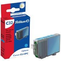 Pelikan Canon Clı-8Pc Açık Cyan Kartuş