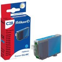 Pelikan Canon Clı-8C Cyan Kartuş