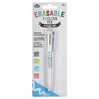 Npw Silinebilir 4 Renkli Tükenmez Kalem
