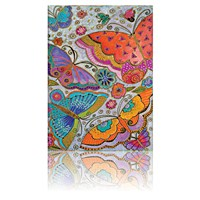 Paperblanks 7-1635-9 Flutterbys Mıcro Çizgili (Micro – 70 x 90 mm. 384 Sf)