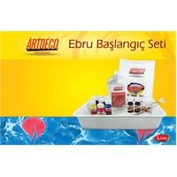Artdeco Ebru Başlangıç Seti