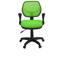 Türksit 804 File Çalışma Koltuk Plastik Ayak F. Yeşili