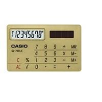 Casio Sl-760Lc-Gd Cep Tipi Hesap Makinesi