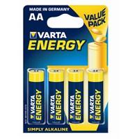 Varta Energy Seri Energy AA 4'lü (4106229414)