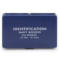 Kikkerland Card Case Army Metal Kartvizitlik