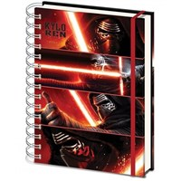 Pyramid International A4 Defter - Star Wars Episode Vıı Kylo Ren Panels