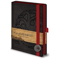 Pyramid International A5 Premium Defter - Game Of Thrones Targaryen