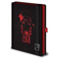 Pyramid International A5 Premium Defter - Star Wars Episode Vıı Kylo Ren