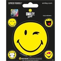 Pyramid International Etiket - Smiley Smileyworld