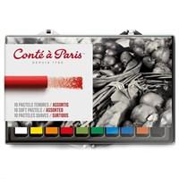 Conte Paris Soft Pastel Set 10'Lu