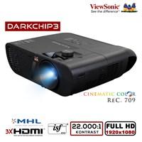 Viewsonic Pro7827HD 2200 Ans. Full HD 22000:1 DLP Ev- Sinema Projeksiyon Cihazı