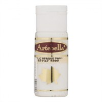 Artebella 30 Cc Beyaz Opak Boya - 3000