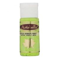 Artebella 30 Cc Fıstık Yeşili Opak Boya - 3032
