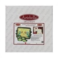 Artebella Sizde Yapabilirsiniz Seti Antik Tavus Kuşu Dikdörtgen Fiyonklu Tepsi Takımı - Sy020