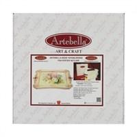 Artebella Sizde Yapabilirsiniz Seti Güzelim Polyester Tepsi - Sy025