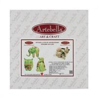 Artebella Sizde Yapabilirsiniz Seti 3 Kafadarlar Seramik Obje - Sy062