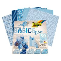 Folia Temel Mavi Katlanır Kağıt