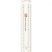 Prym 4.5X23 Cm Çizim Cetveli - 610730