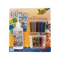 Folia Glitter Set 6'Lı