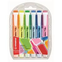 Stabilo Swing Cool Fosforlu İşaretleme Kalemi 6 Renk