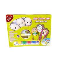 Bu-Bu Mini Maske Seti 3 Lü As0001