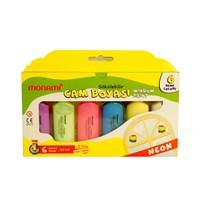 Monami Cam Boyası 6 Renk Neon Mcbn06