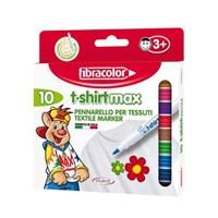 Fibracolor T-Shirt Marker 10 Renk 10565