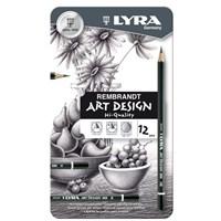 Lyra Rembrandt Art Design Karışık Dereceler Metal L1111120